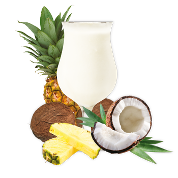 Piña Colada Drink Mix